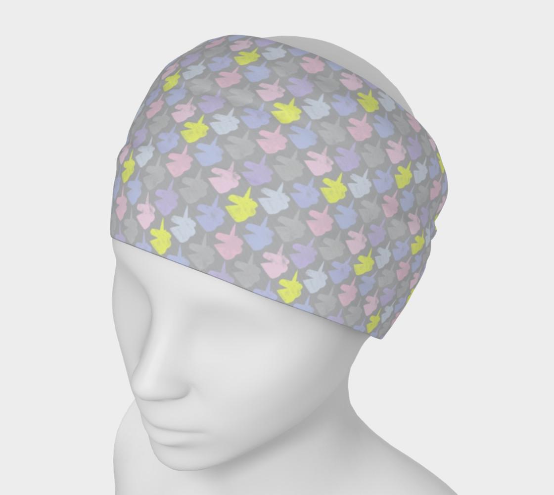 Salvar a Los Unicornios 500 Pattened Headband preview #1