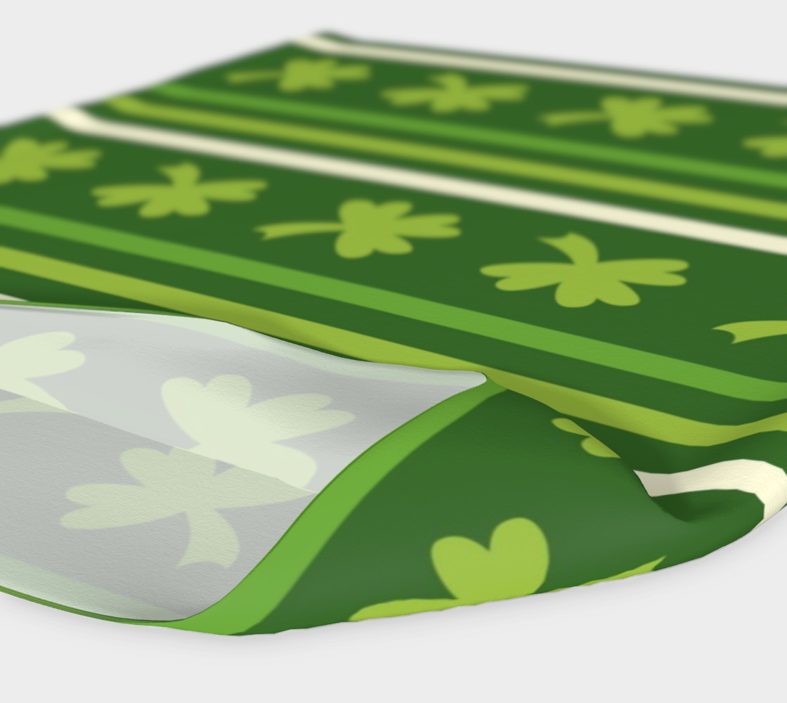 St Patrick's Day Clover and Stripes preview #4