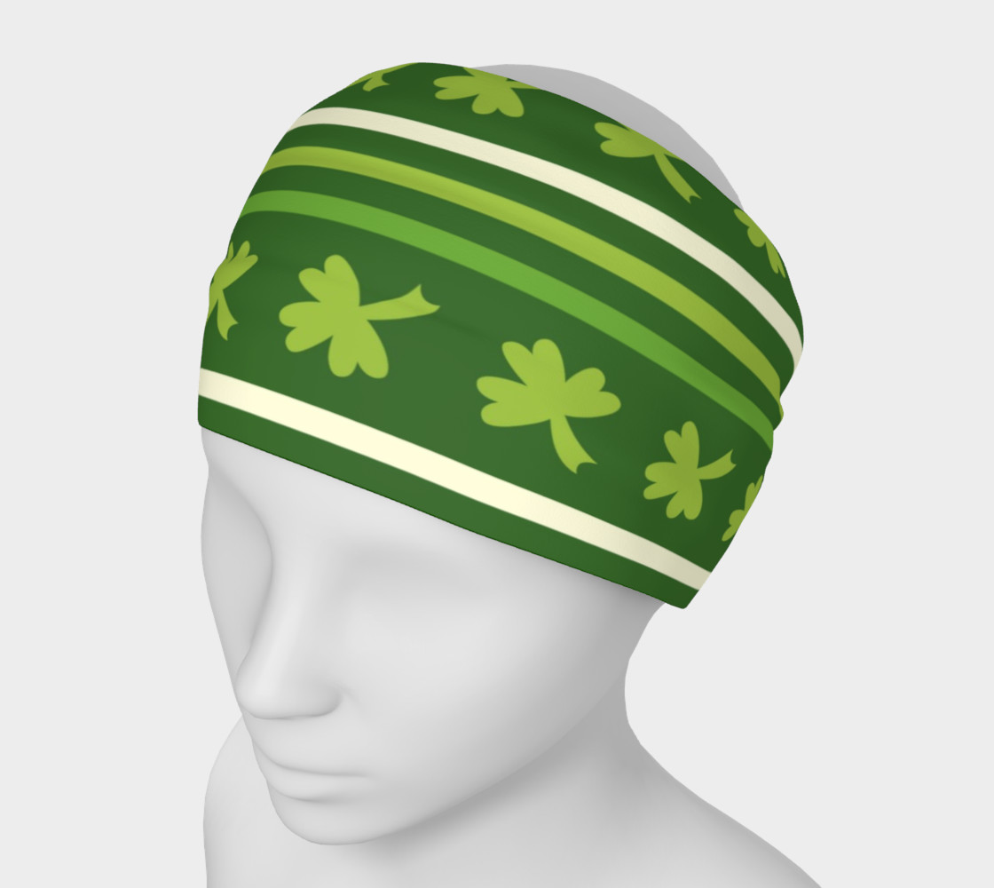 St Patrick's Day Clover and Stripes preview #1