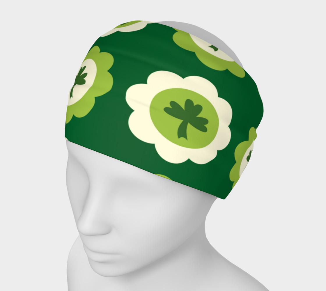 Aperçu de Cute St Patrick's Day Headband #1