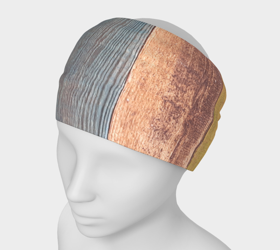 Mixed Stain Headband preview #1