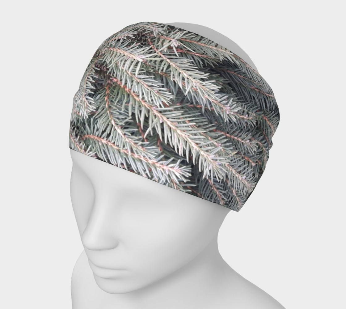 Aperçu de Evergreen Headband  #1