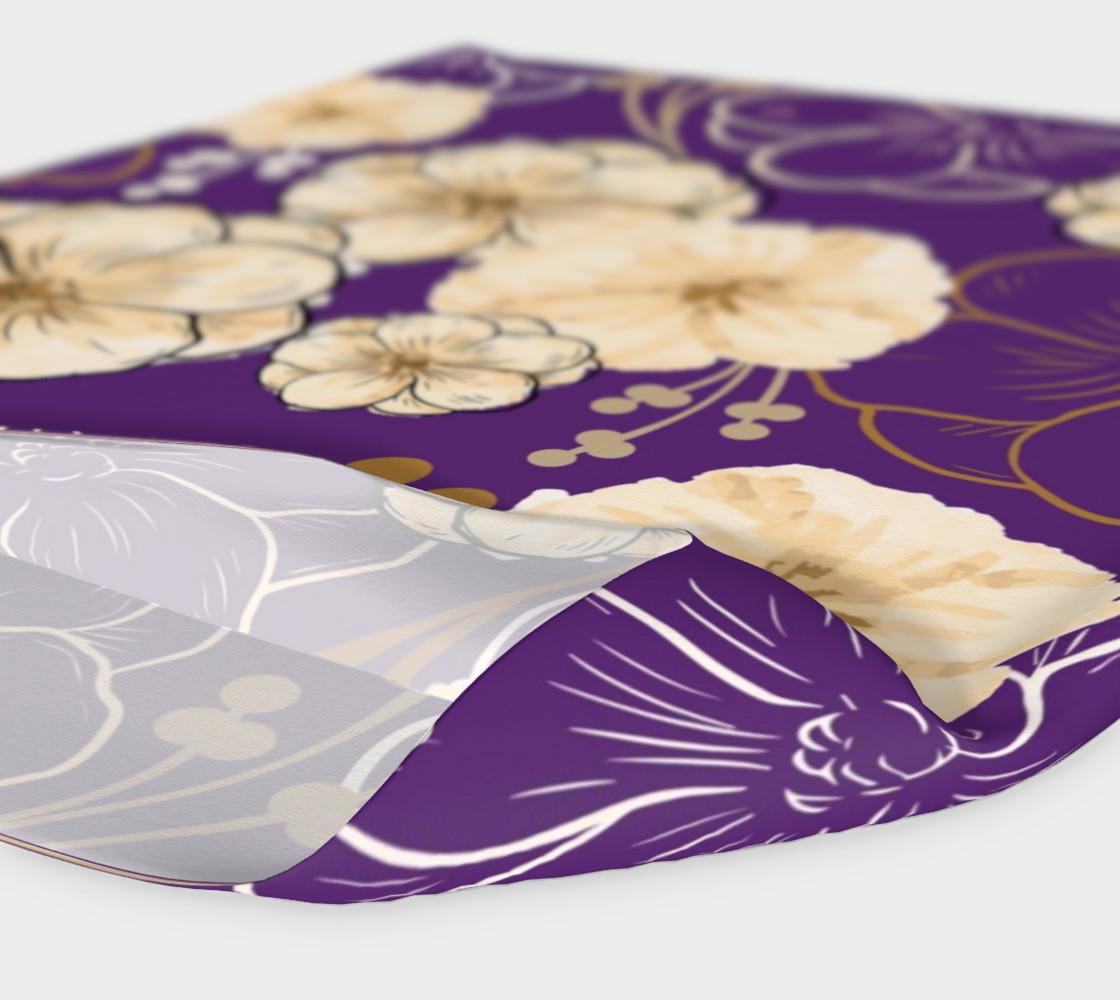 Aperçu de Floral Elegance - Purple #4