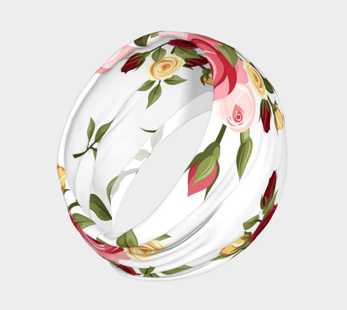 Aperçu de Sweet  Shabby Chic Pink Floral #2