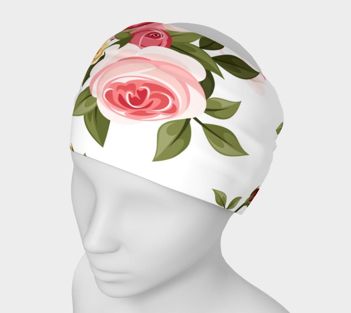Aperçu de Sweet  Shabby Chic Pink Floral #1