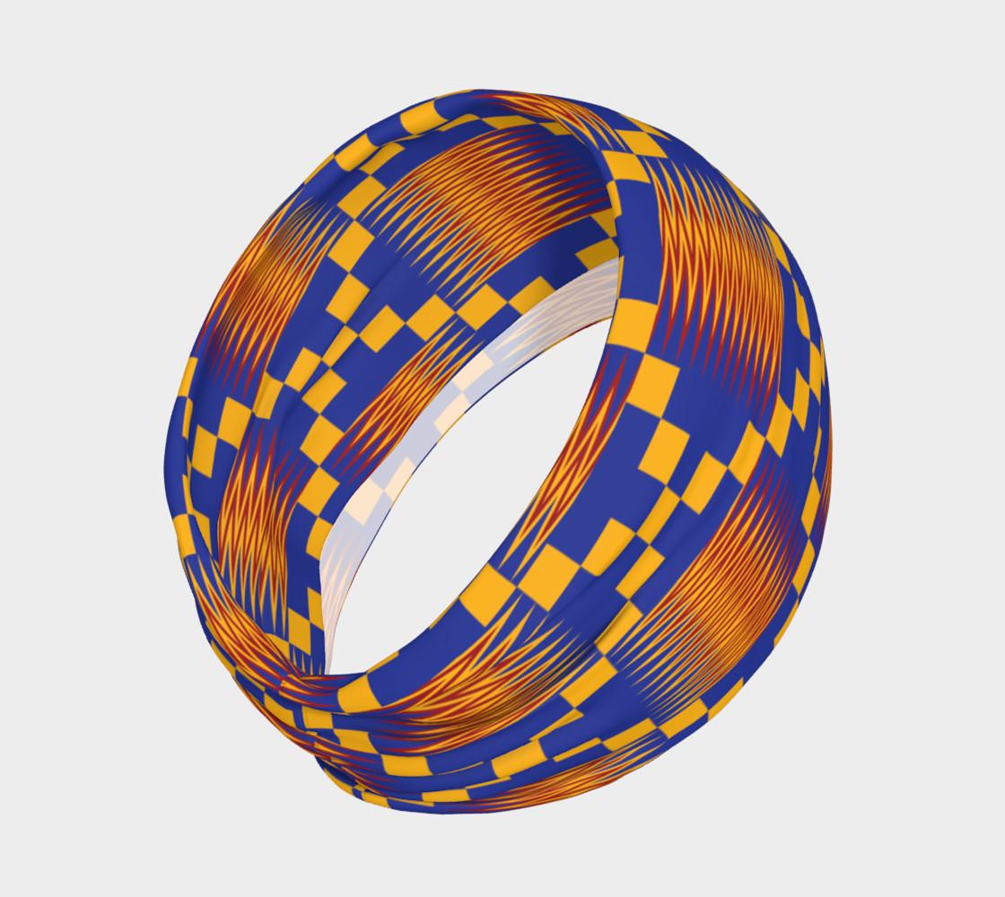Aperçu de AfroPuff™ Khente Headband #2