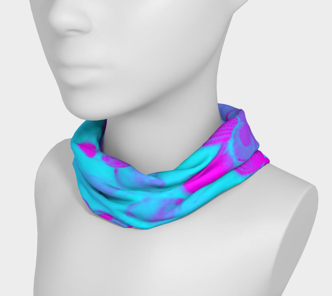 Aperçu de blue and pink head band #3
