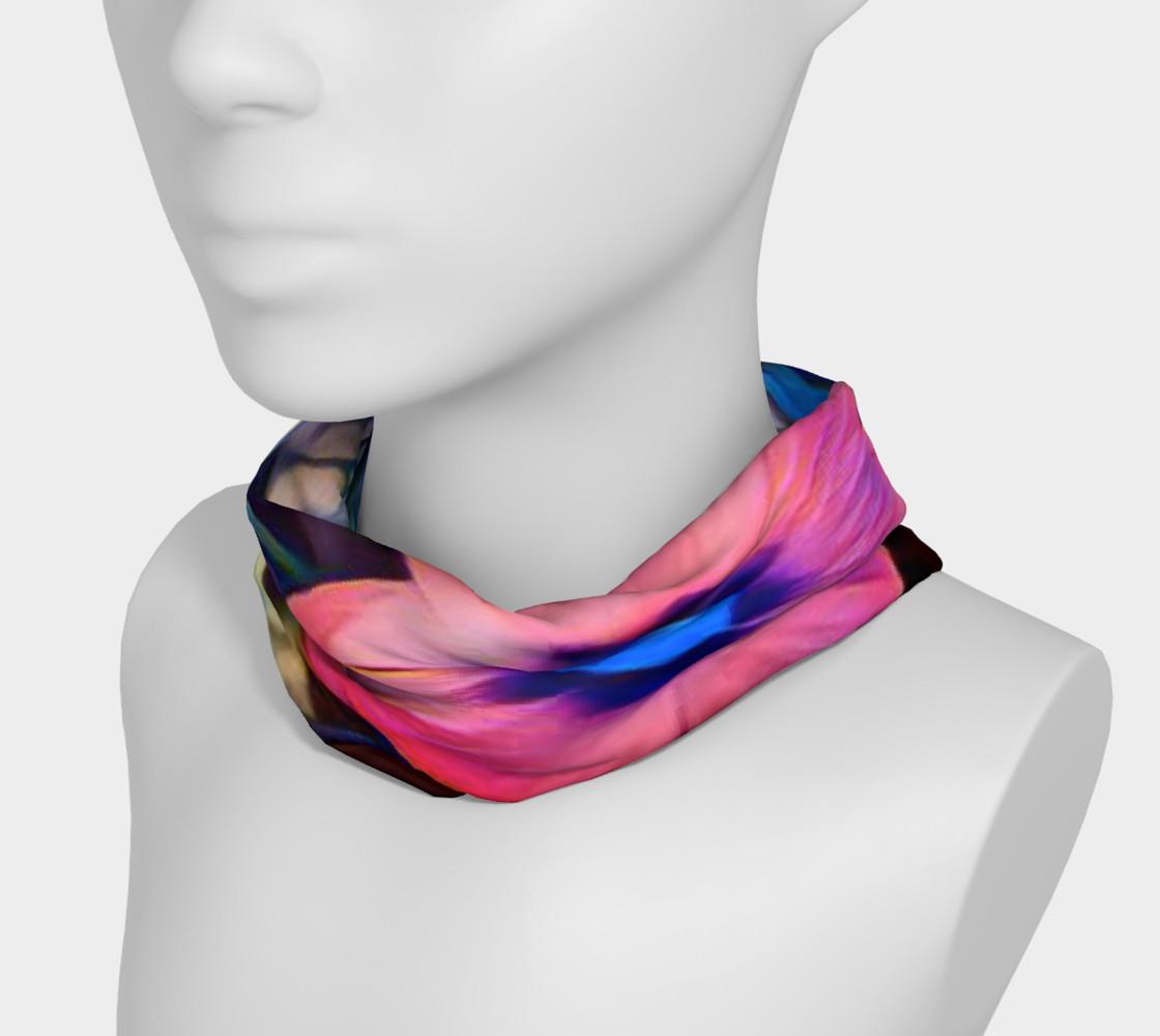 tropical flower headband preview #3