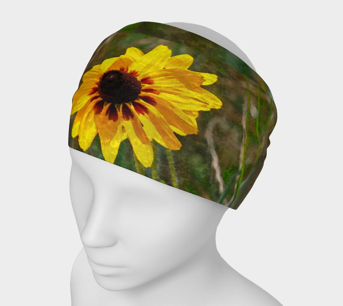 Aperçu de Black Eyed Susan Headband #1