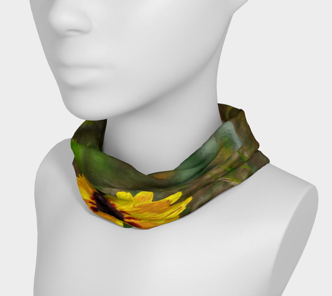 Aperçu de Black Eyed Susan Headband #3