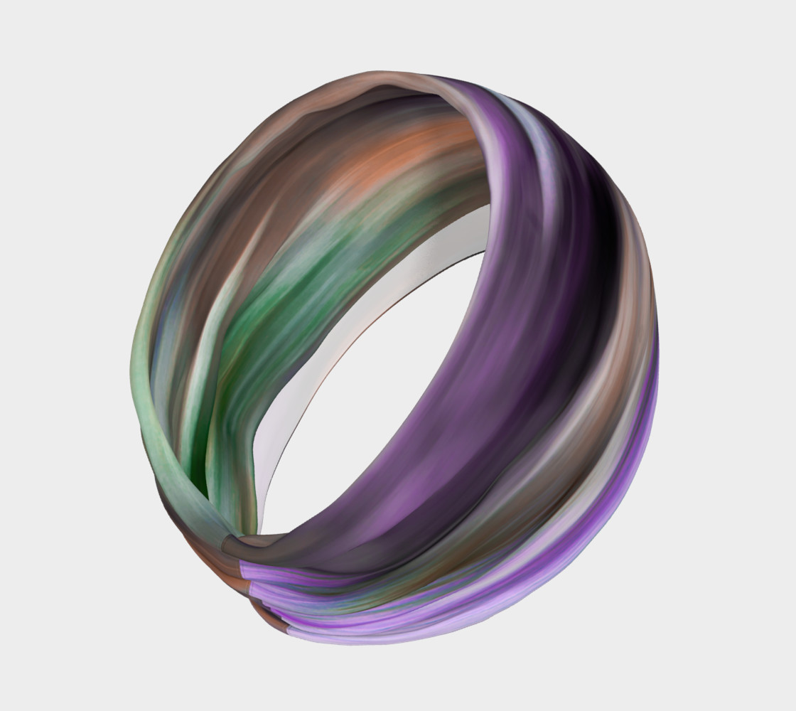 Color Blur headband preview #2