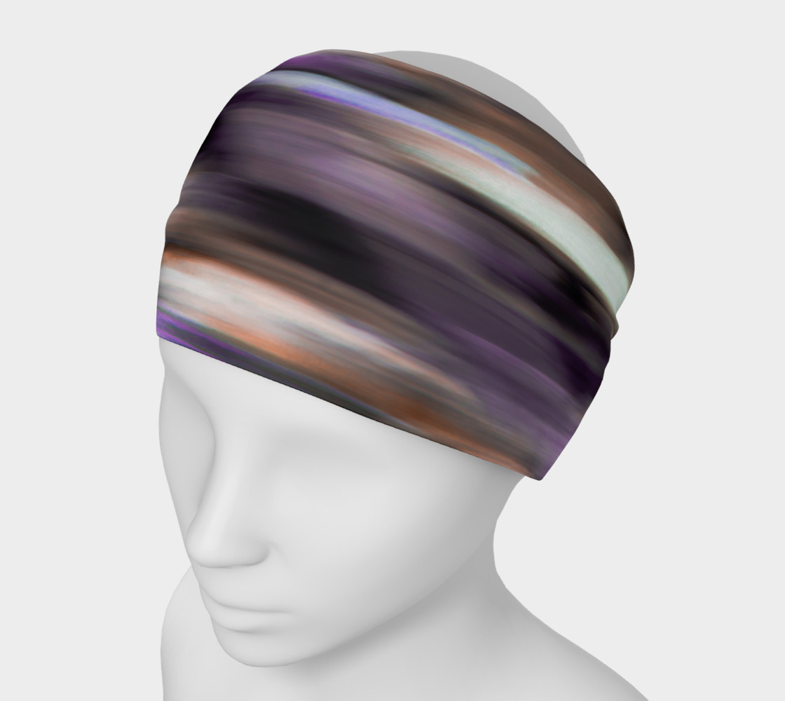 Aperçu de Color Blur headband #1