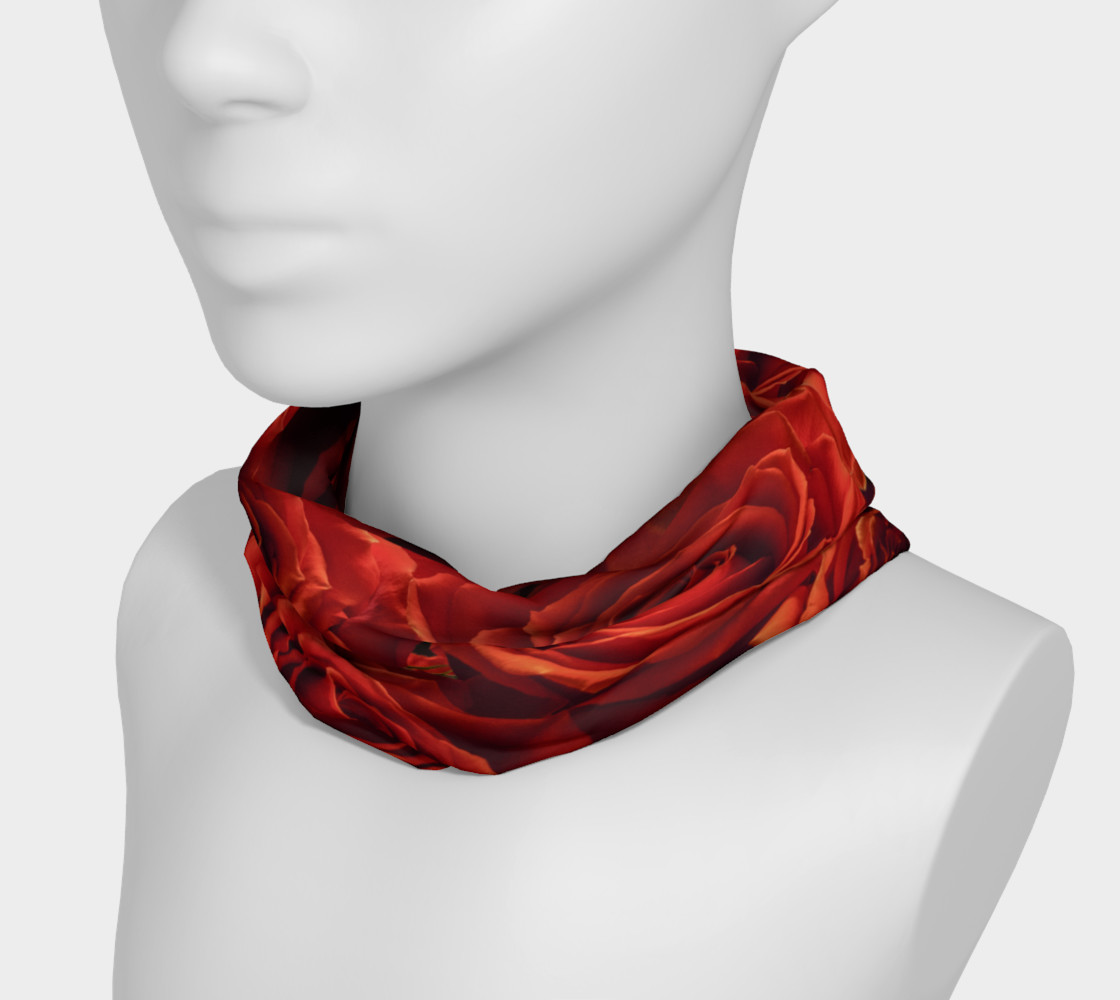 Velvet Rose Headband preview #3
