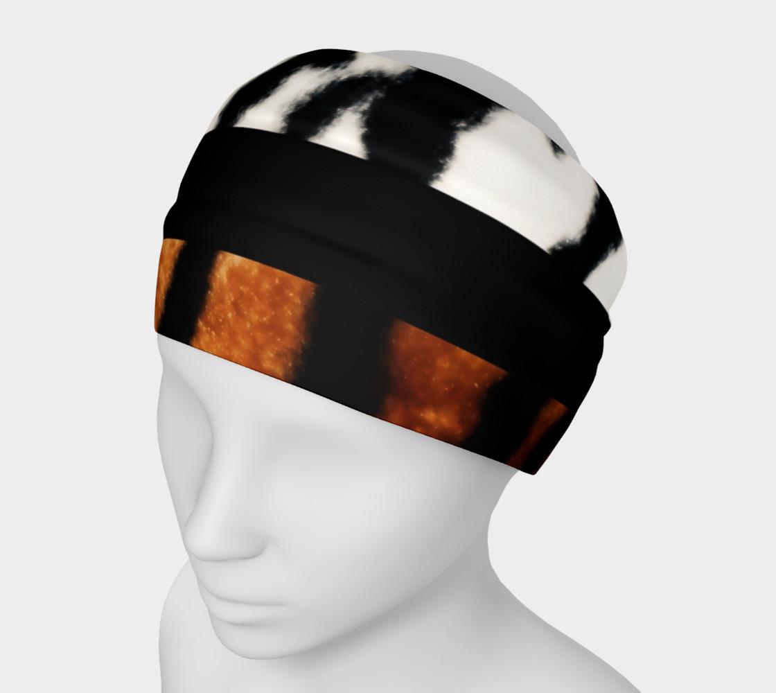 Aperçu de Tiger Fur Headband by GearX #1