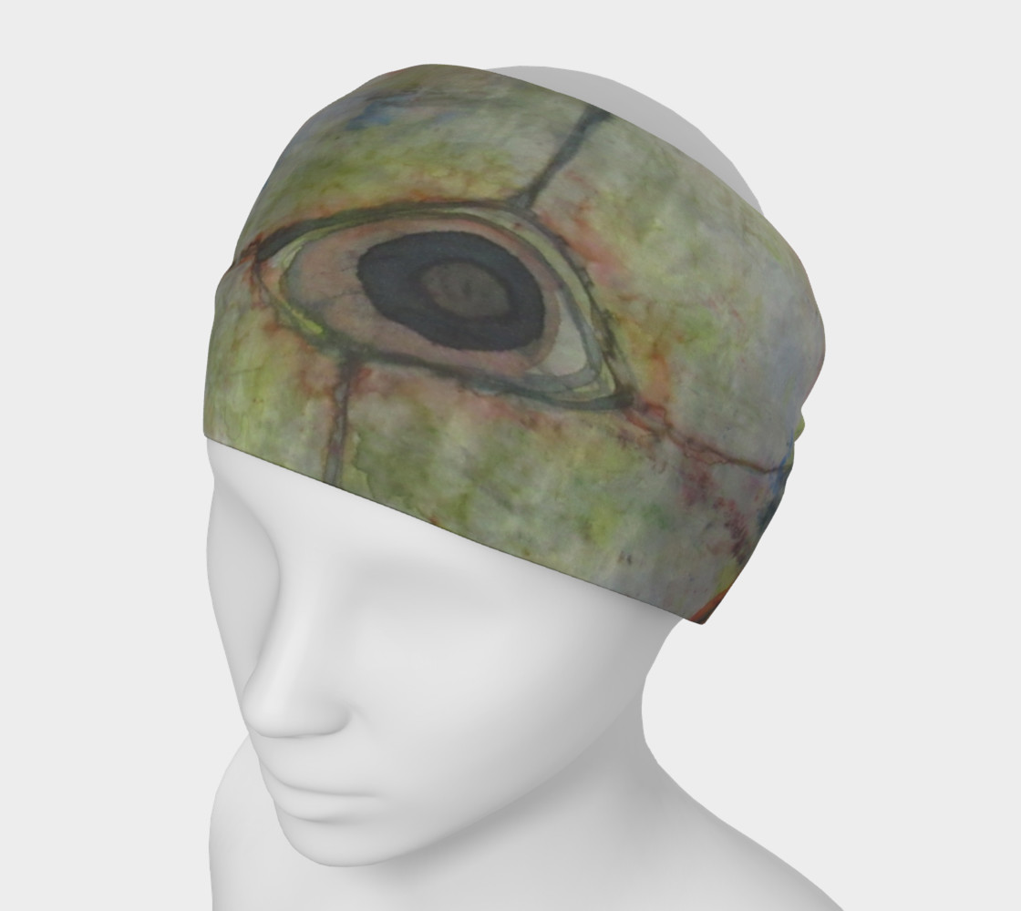 Eye Sea Headband preview #1