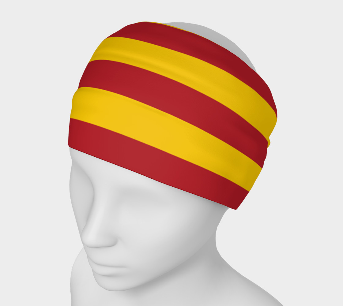 Gryffindor headband, Harry Potter Headband preview #1