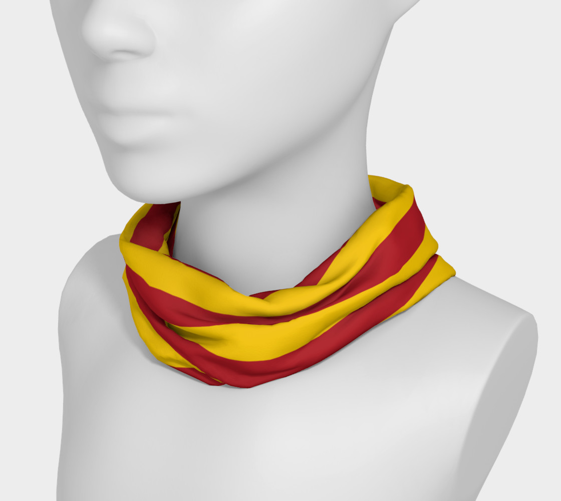 Gryffindor headband, Harry Potter Headband preview #3