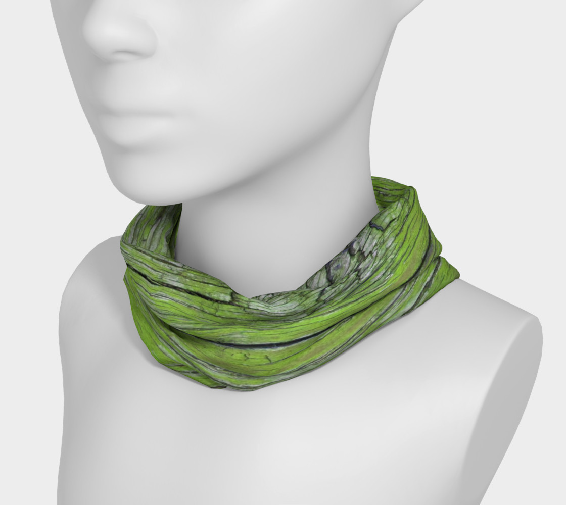 Wood Knot in Bright Green preview #3