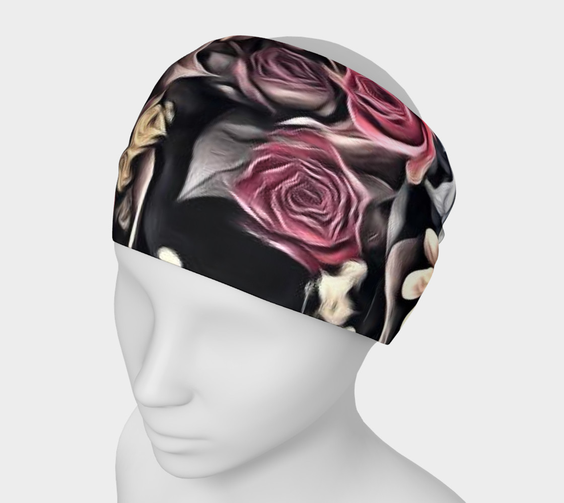run for the roses head band preview #1