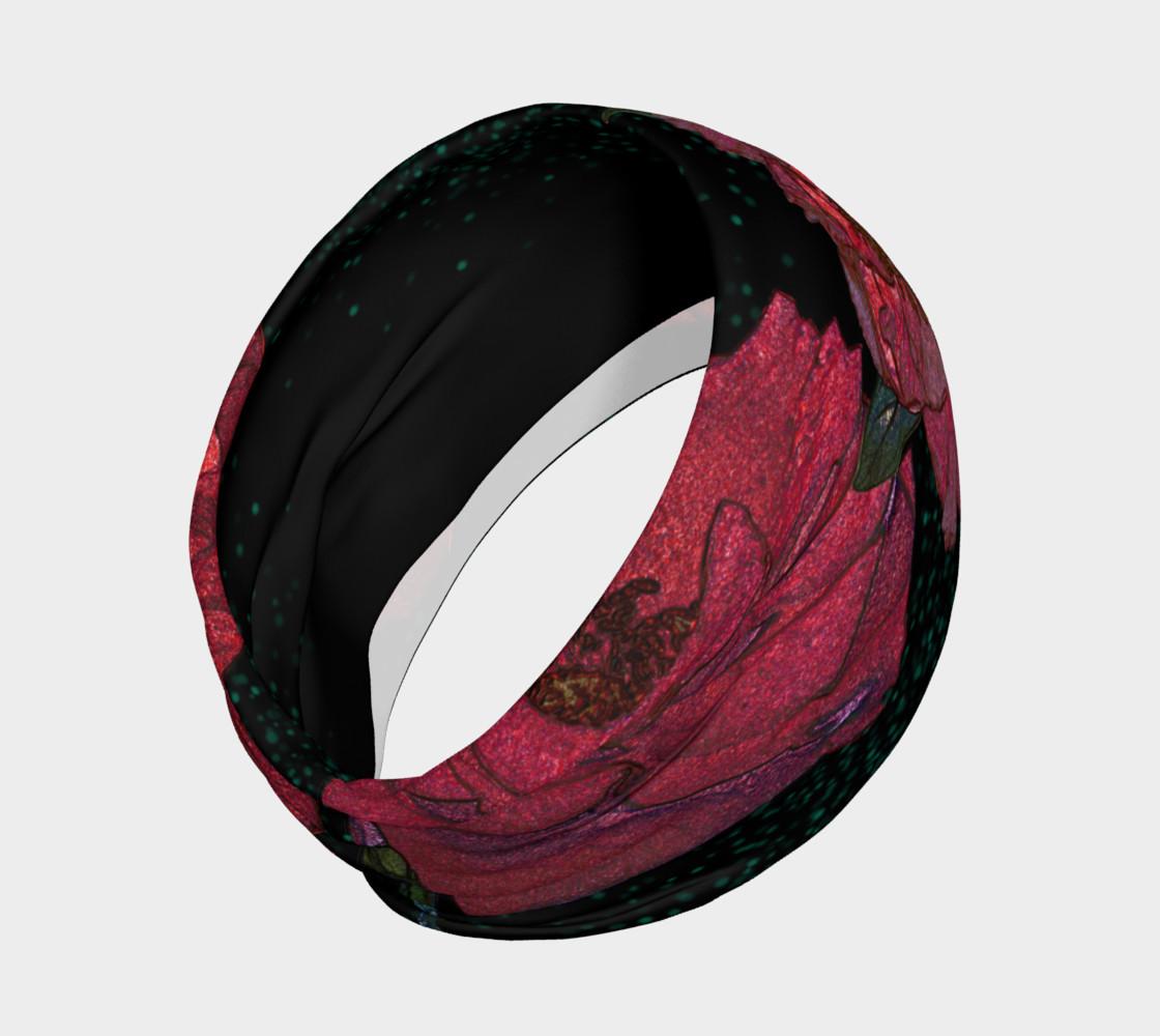 Aperçu de  Night Garden Headband #2
