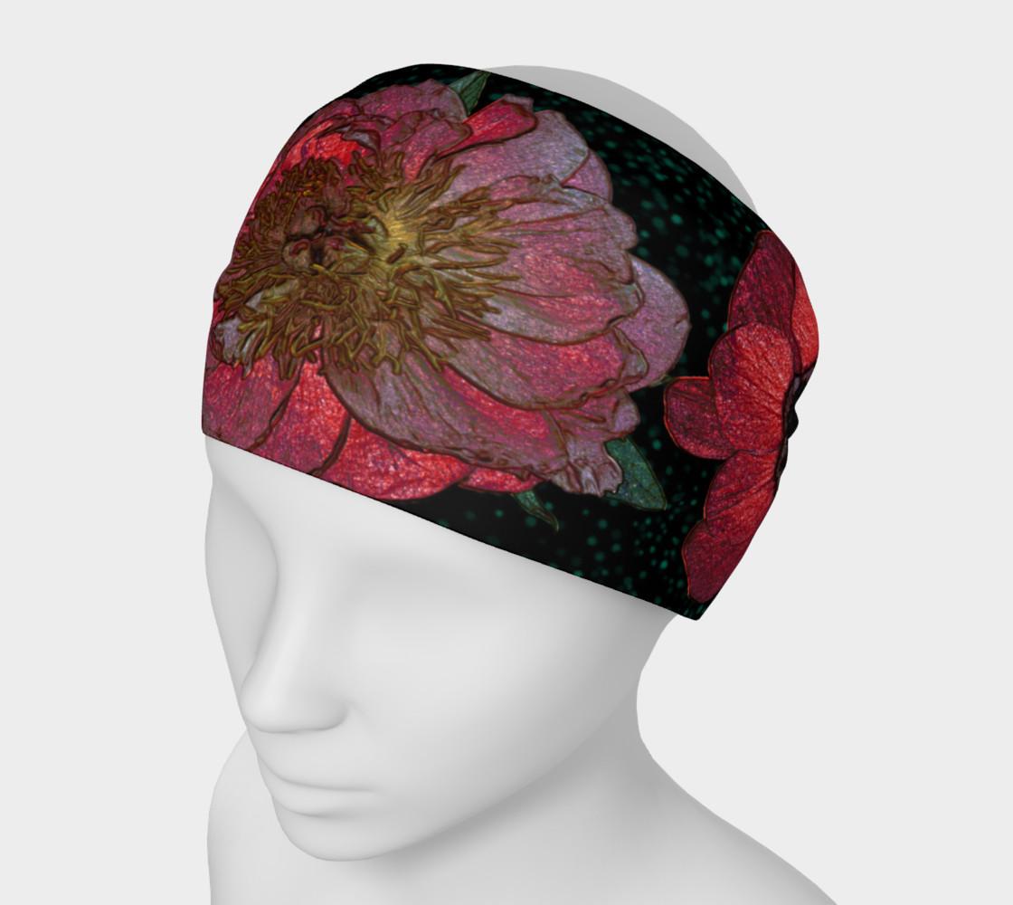 Aperçu de  Night Garden Headband #1