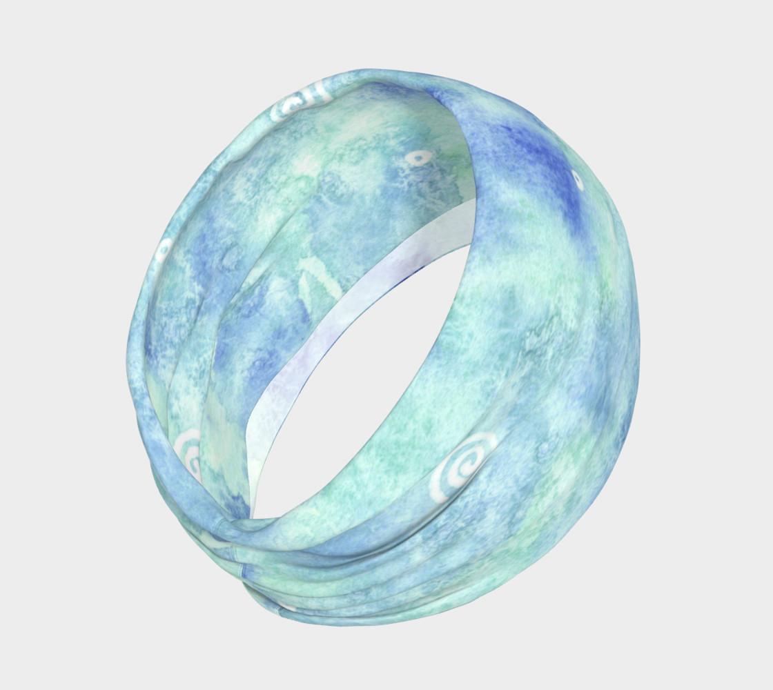 Blue lagoon Headband preview #2