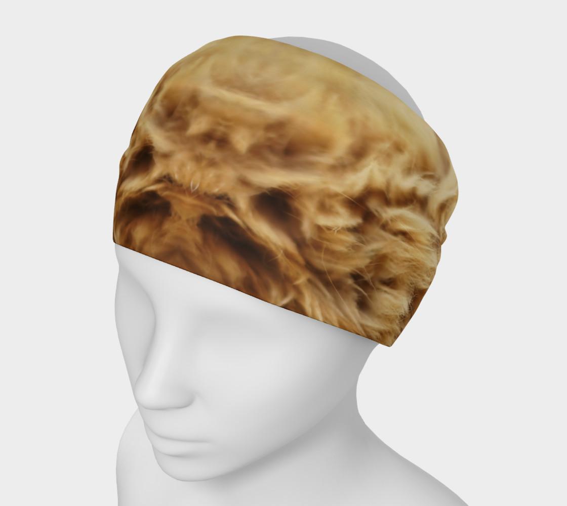 Lion 2 Headband preview #1