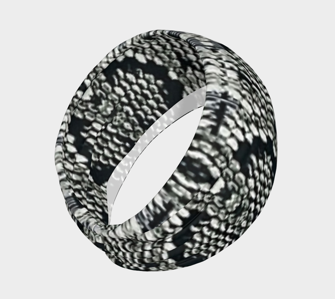 Snake 1 Headband preview #2
