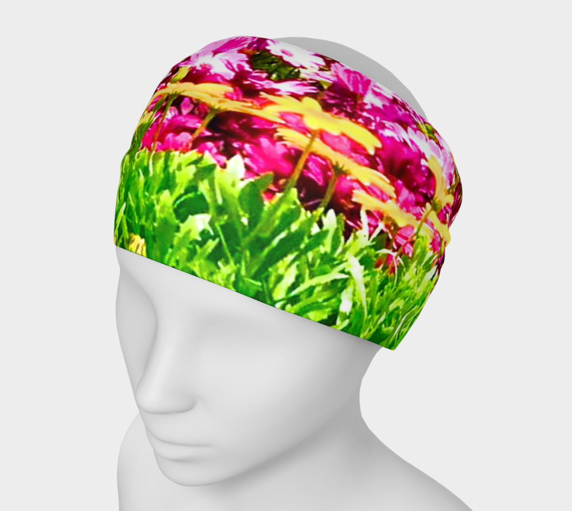 garden joy headband preview #1