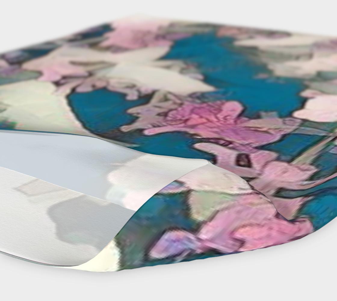 Aperçu de blue and pink head band #4