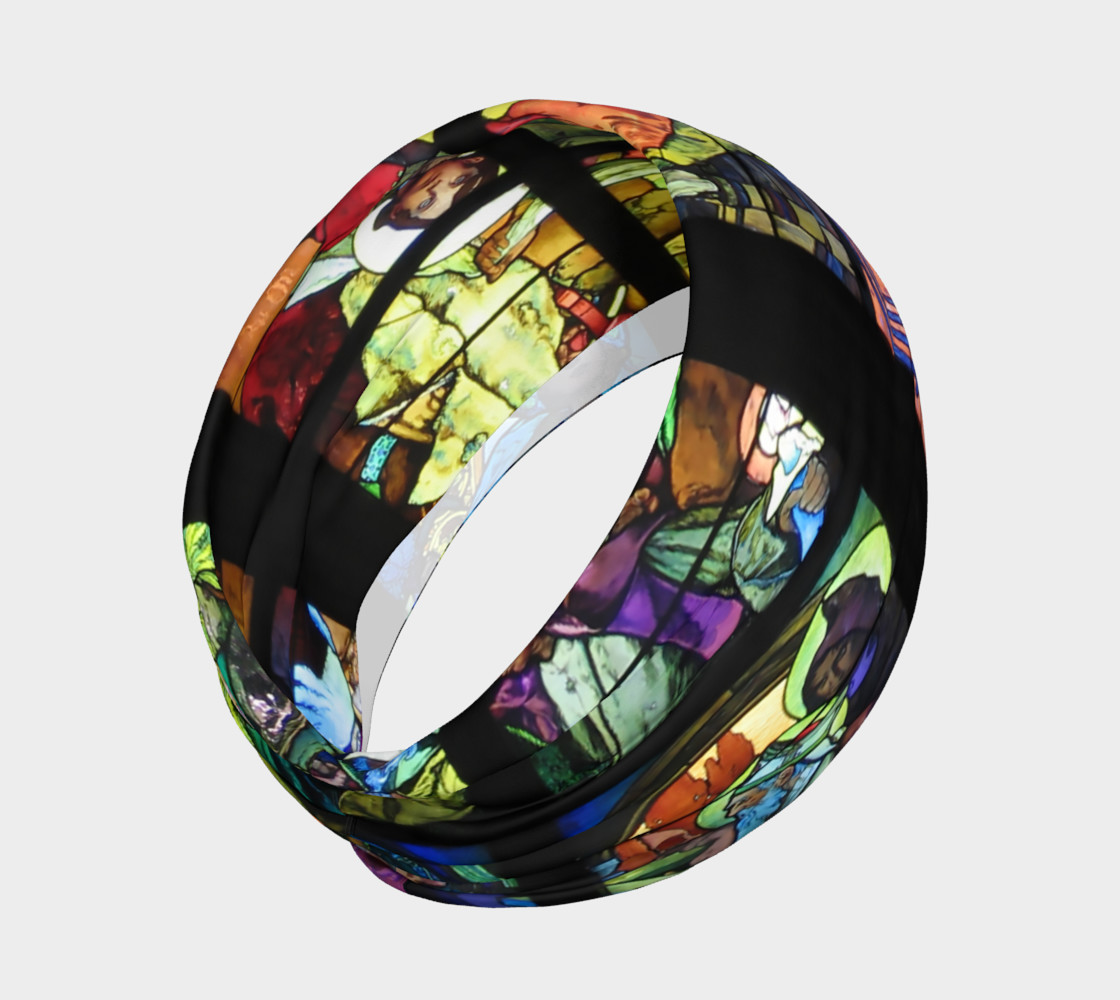 Stained Glass Headband preview #2
