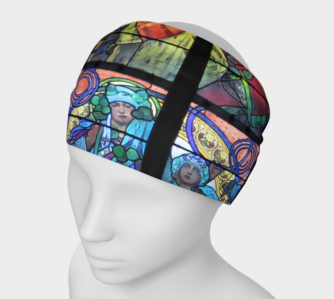 Stained Glass Headband preview #1