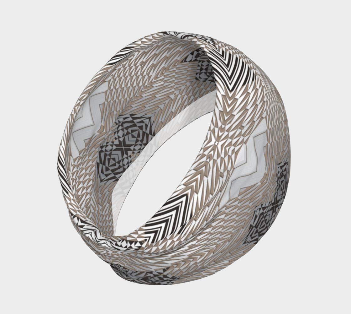 Aperçu de Zebra Weave - Silver B #2