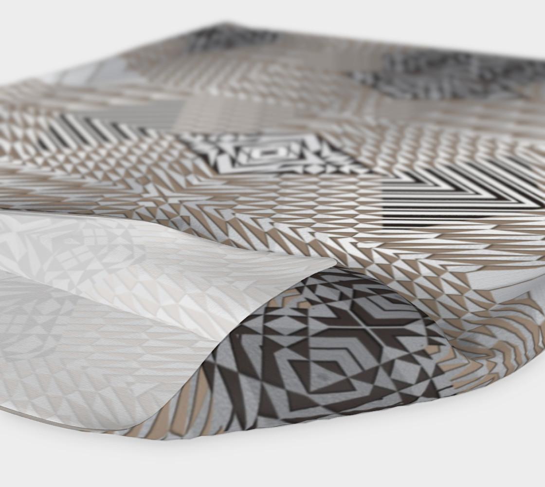 Aperçu de Zebra Weave - Silver B #4