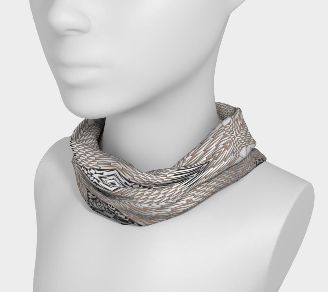 Aperçu de Zebra Weave - Silver B #3