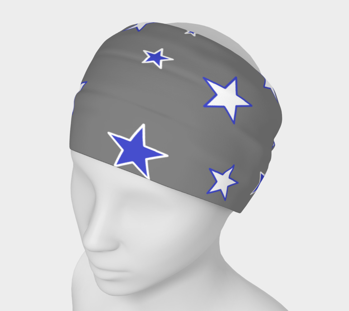 Big Texas Star Headband preview #1
