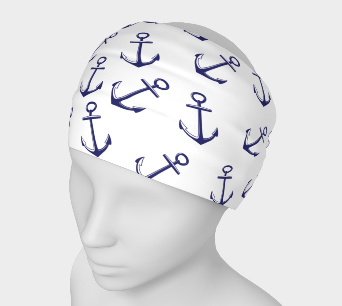 Nautical Headband 3D preview