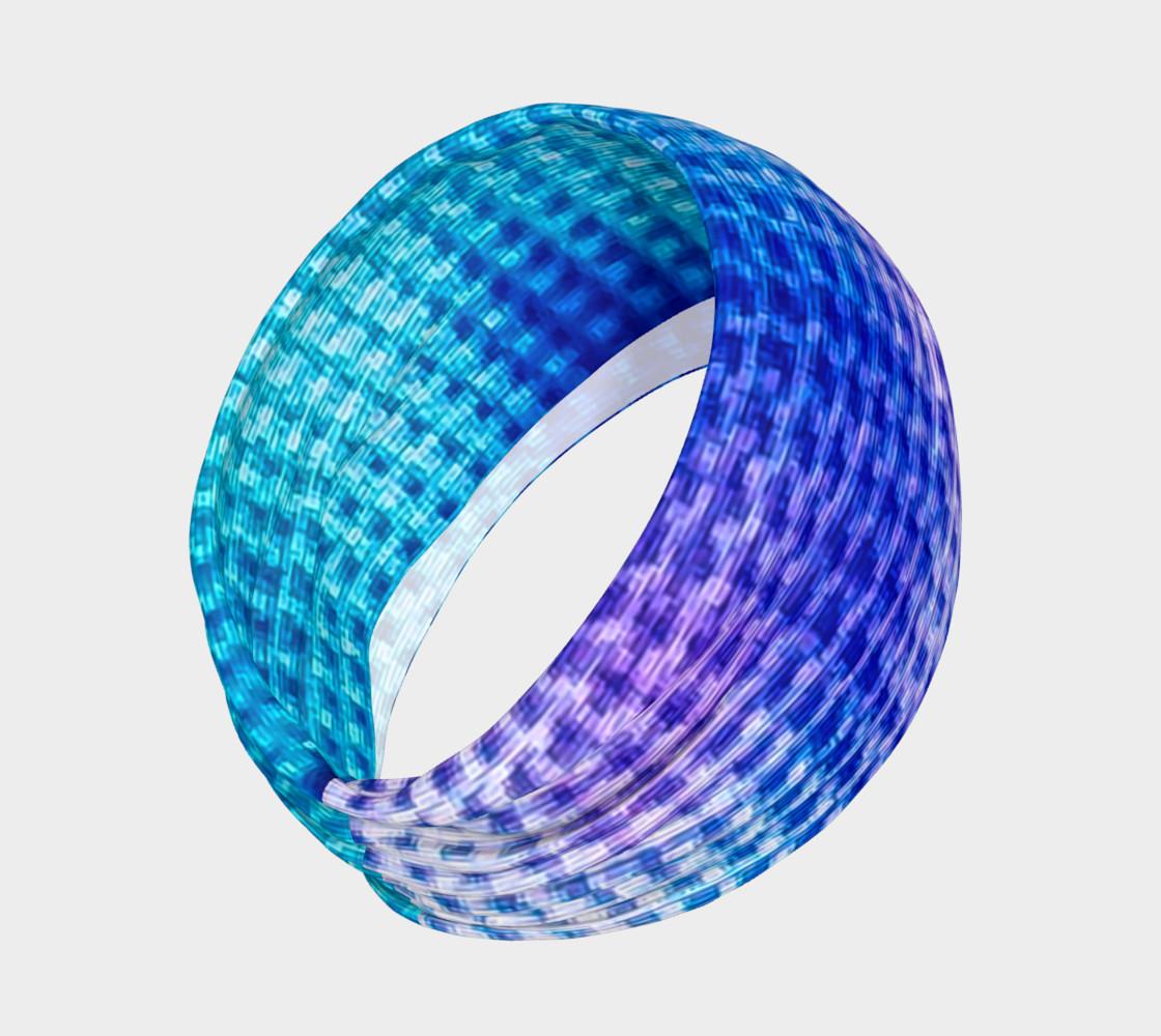 Digital Blur Headband preview #2