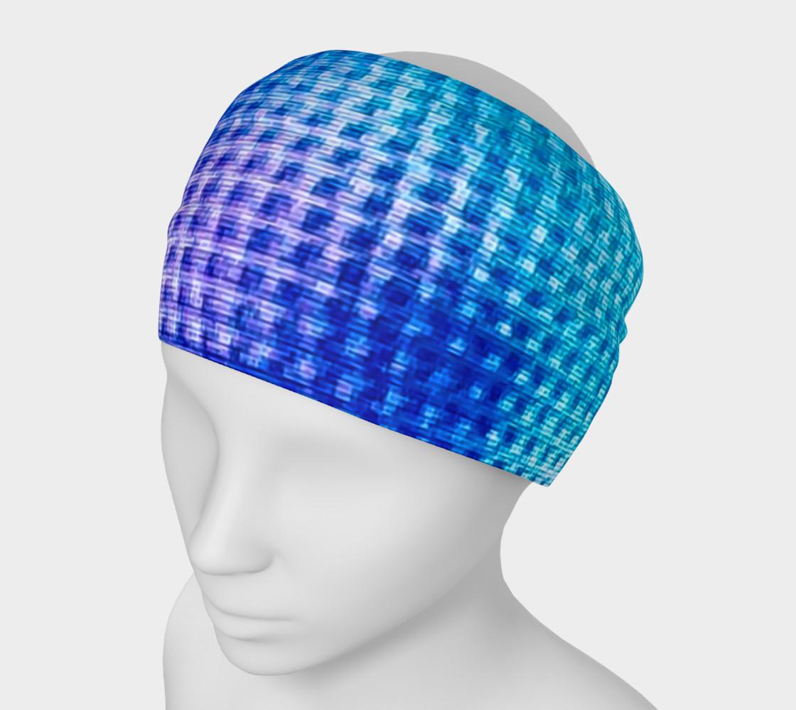 Digital Blur Headband preview #1