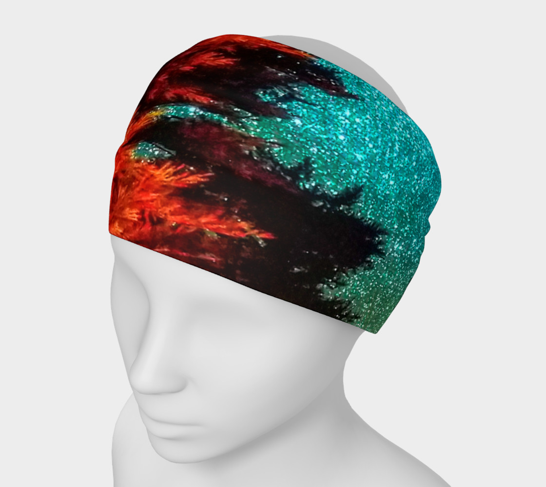 Wildfire Sign - The Search for Everything Headband preview #1