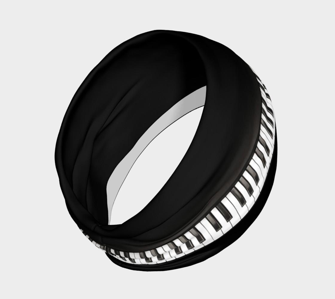 Aperçu de Black Piano Musician  #2