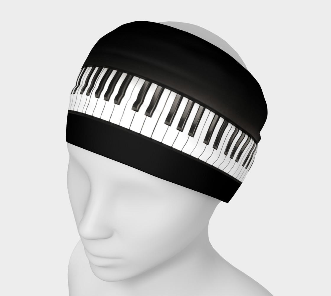 Aperçu de Black Piano Musician  #1
