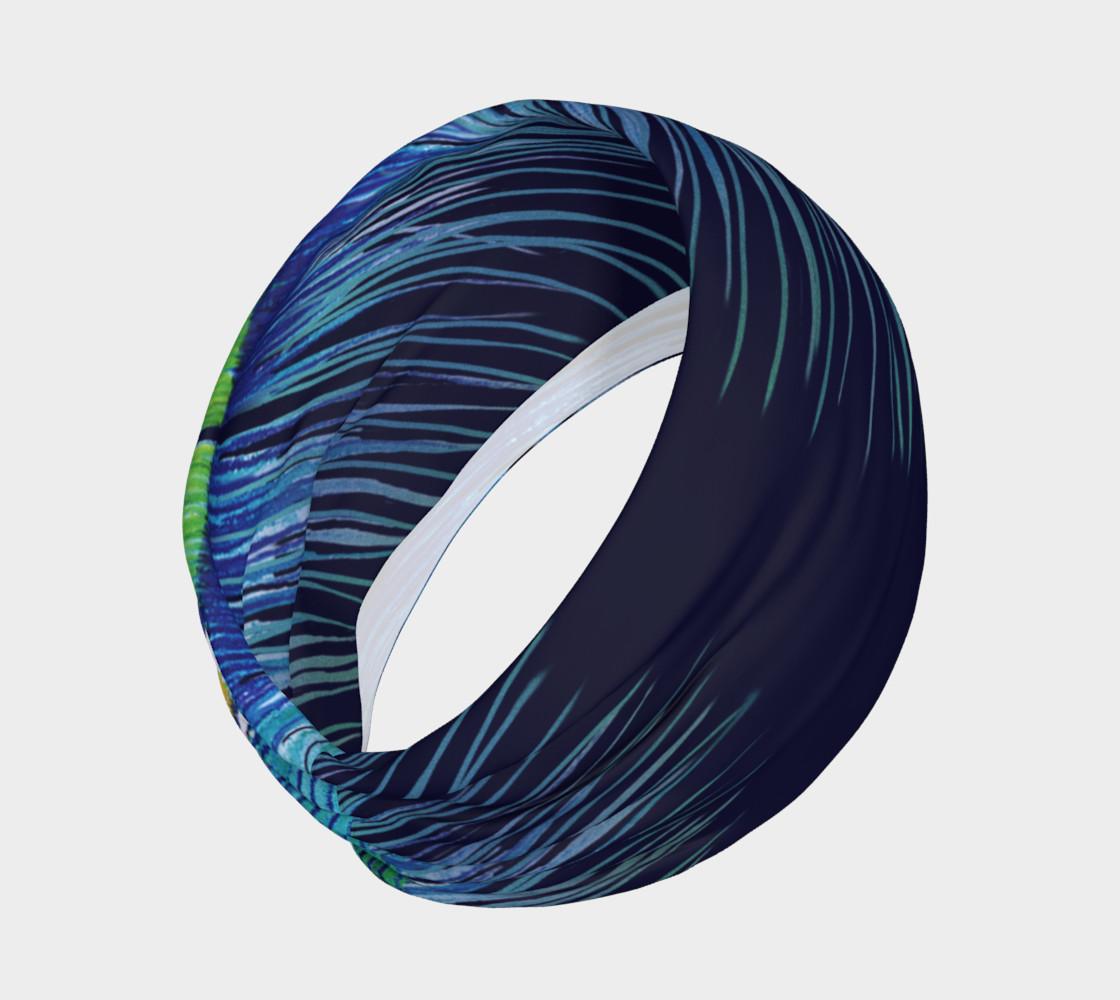 Aperçu de Blue Peacock Feather #2