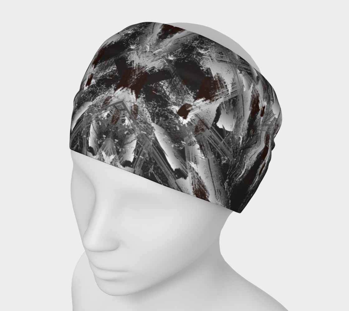 Gilboa Headband by Mary Lou Watson Design 3D preview