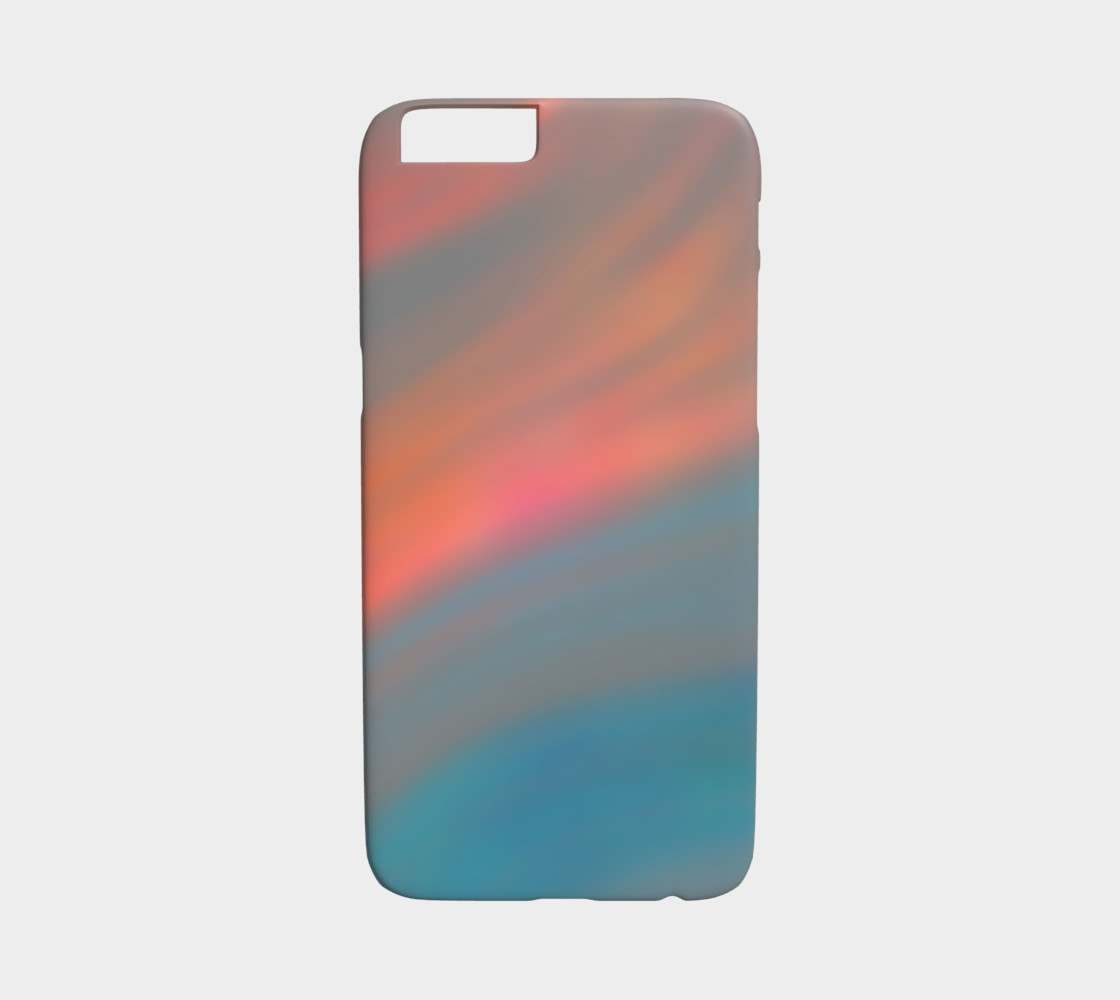 Painted Sky iPhone 6 Case preview #1
