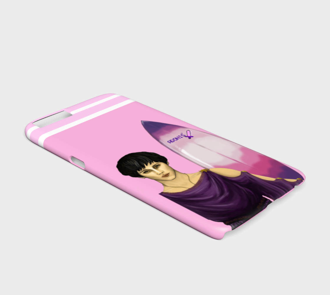 Adonis . Surfboard . iPhone 6 / 6S . Case preview #2
