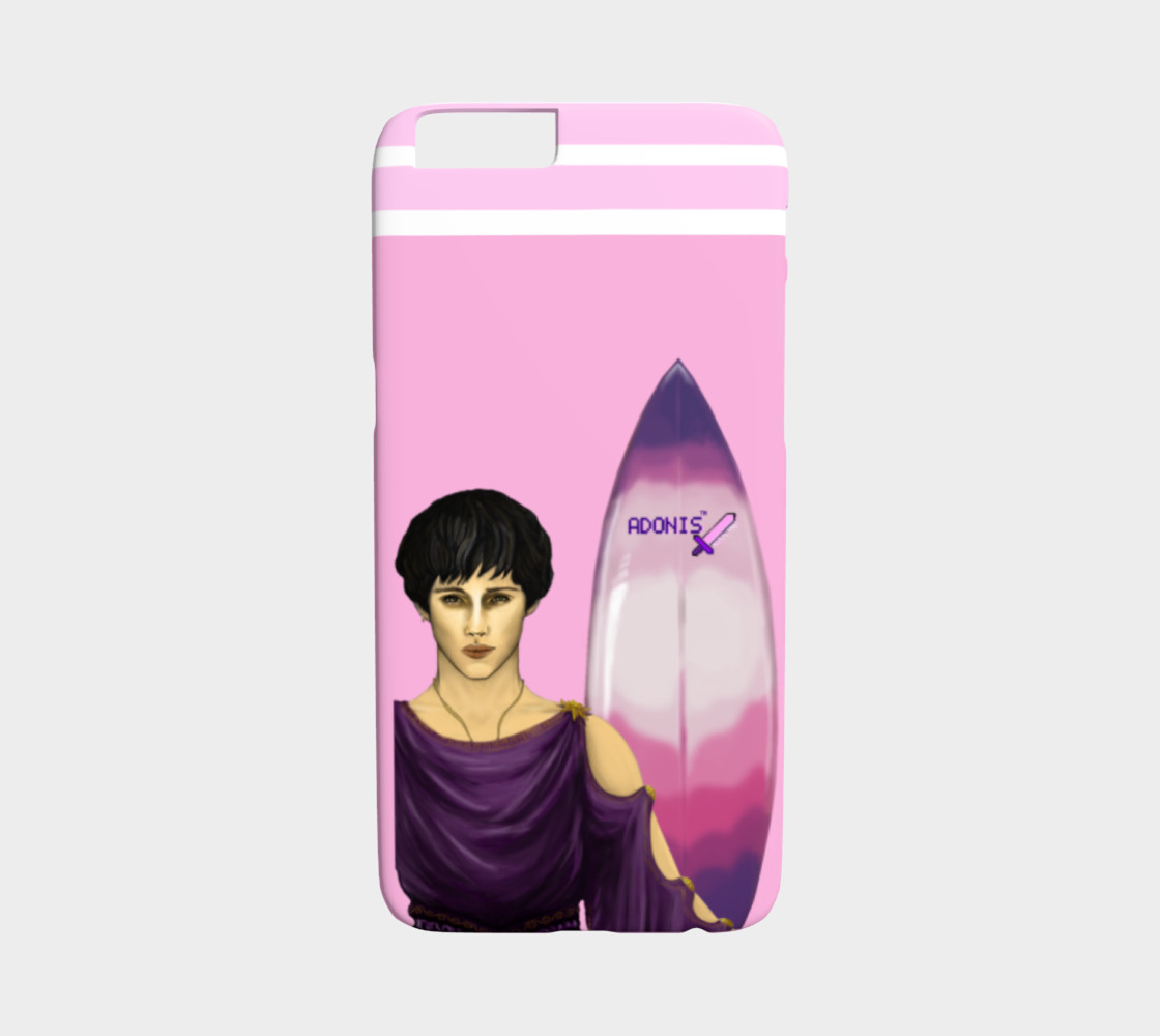 Adonis . Surfboard . iPhone 6 / 6S . Case preview #1