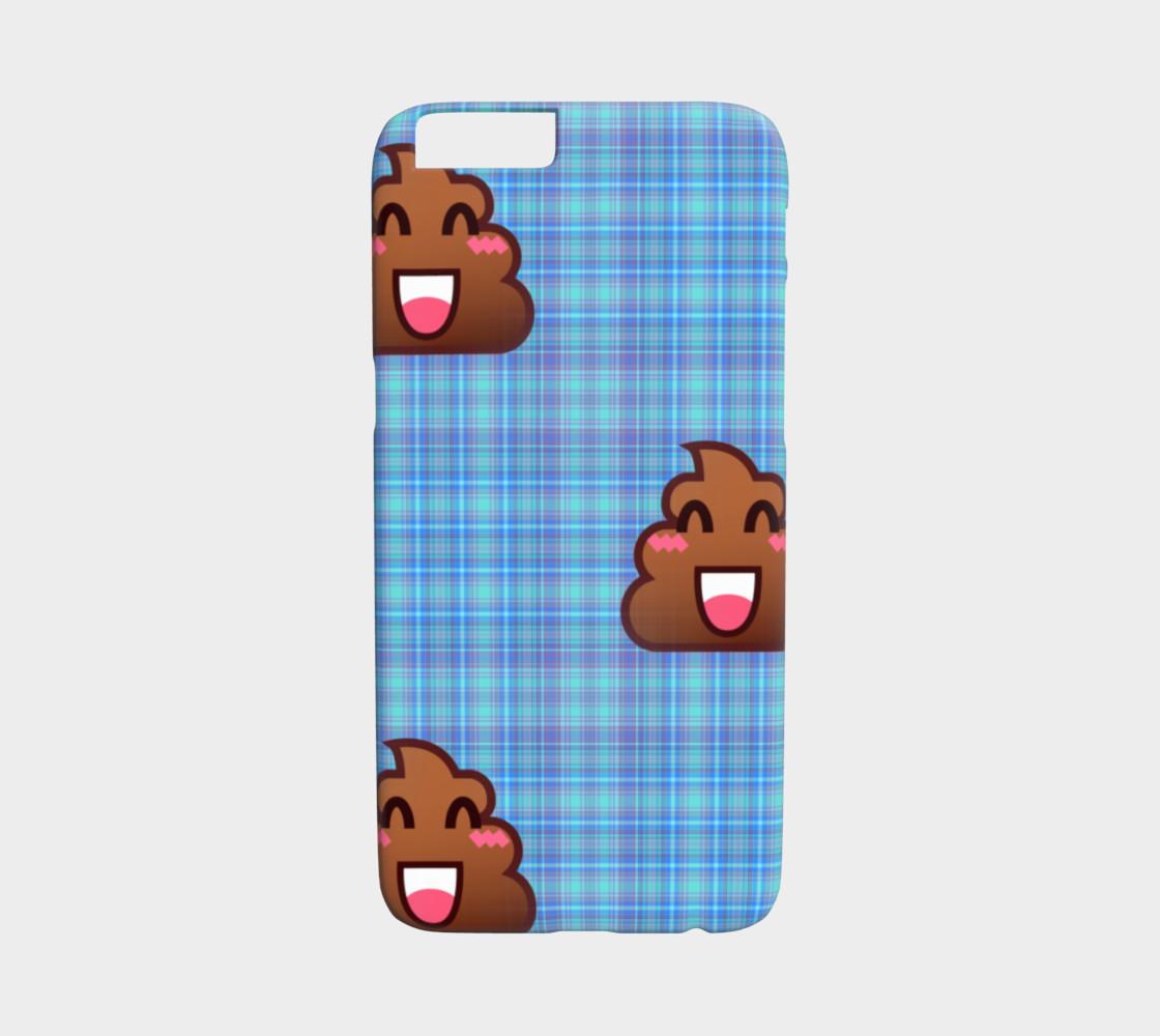 plaid poop emoji preview #1