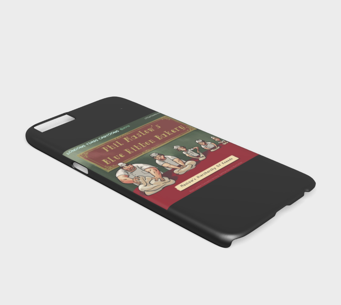Maslow's Law Of Phone Cases by Rick London preview #2