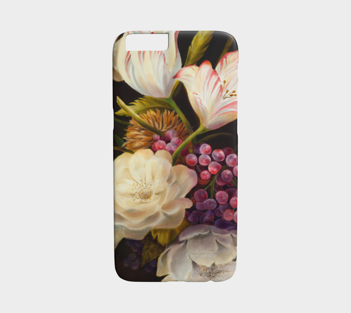 Aperçu de Winter Floral iPhone 6 / 6s CASE #1